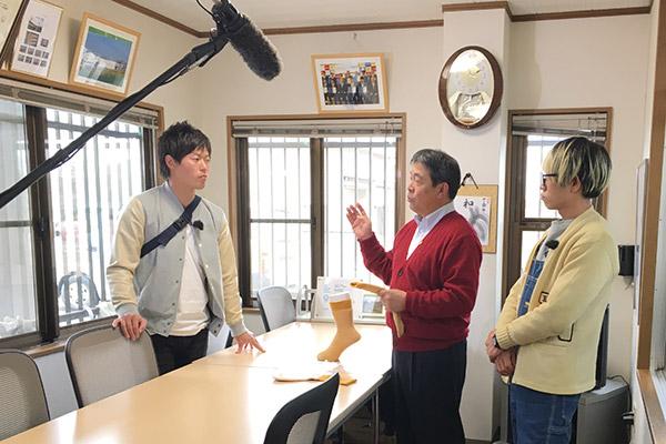 奈良TV出演